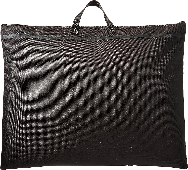 Black Back SPM2026 Art Portfolio Bag Carrying Case Prestige 20 x 26 Alvin Mesh Front