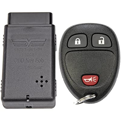 Dorman 99161 Keyless Entry Transmitter for Select Chevrolet/GMC Models, Black (OE FIX): Automotive