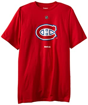 new arrival afc8a d4825 Reebok Montreal Canadiens Primary Logo T-Shirt, Large ...