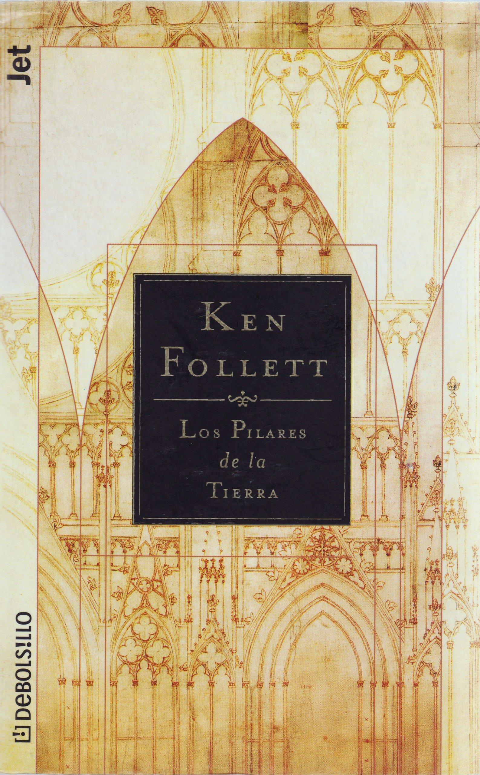 Pilares de la tierra, los (Jet (debolsillo)): Amazon.es: Follett ...