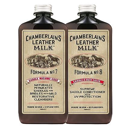 Chamberlains Leather Milk - Saddle Soap No. 7 y Saddle ...