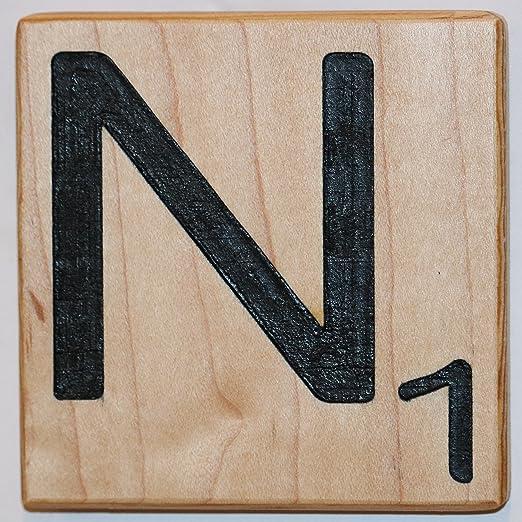 Azulejos grandes con letras de Scrabble: Amazon.es: Hogar