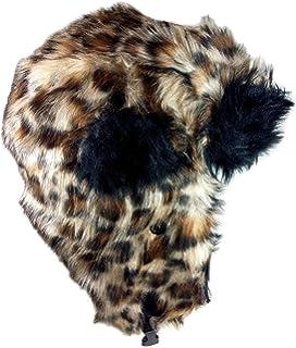 b4108085c6e Dakota Dan Trooper Ear Flap Cap w  Faux Fur Lining Hat