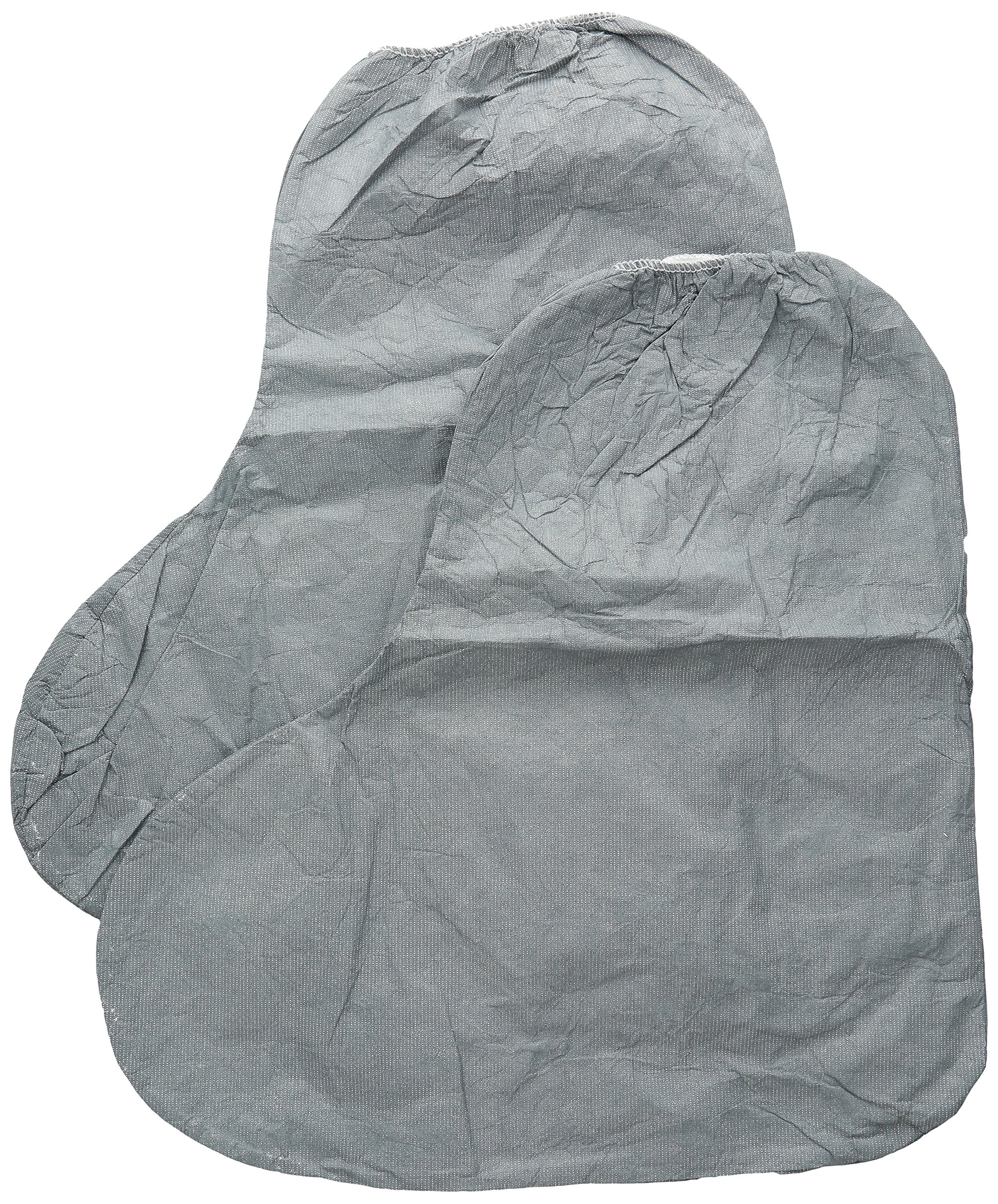 Dupont FC454SGY00010000 FC Boot Cover, 18'', Gray (Pack of 100)