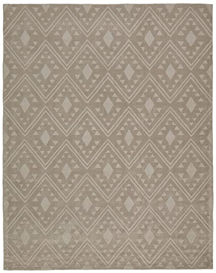 Amazoncom Stone Beam Shooting Star Modern Diamond Wool Area Rug