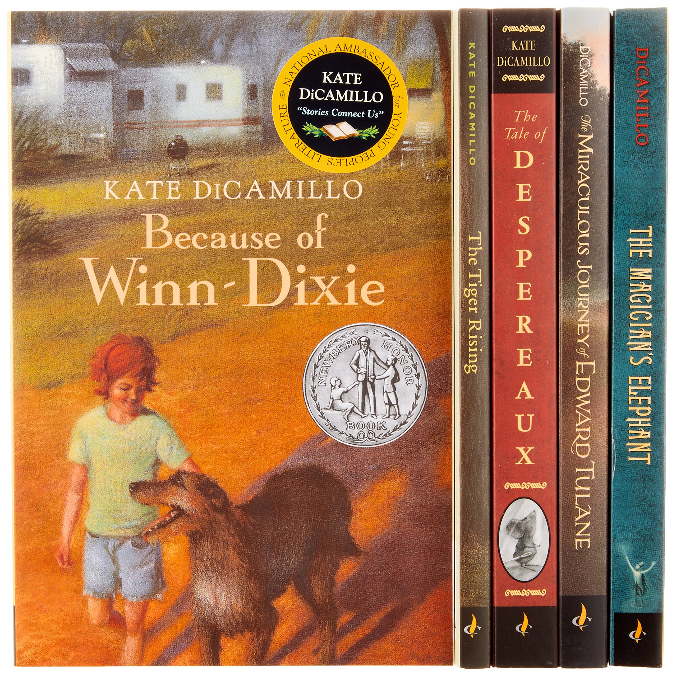 Review of winn dixie free appliances - The Essential Kate Dicamillo Collection Kate Dicamillo 9780763675806 Amazon Com Books