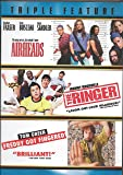 Triple Feature Airheads/The Ringer/Freddy Got Fingered