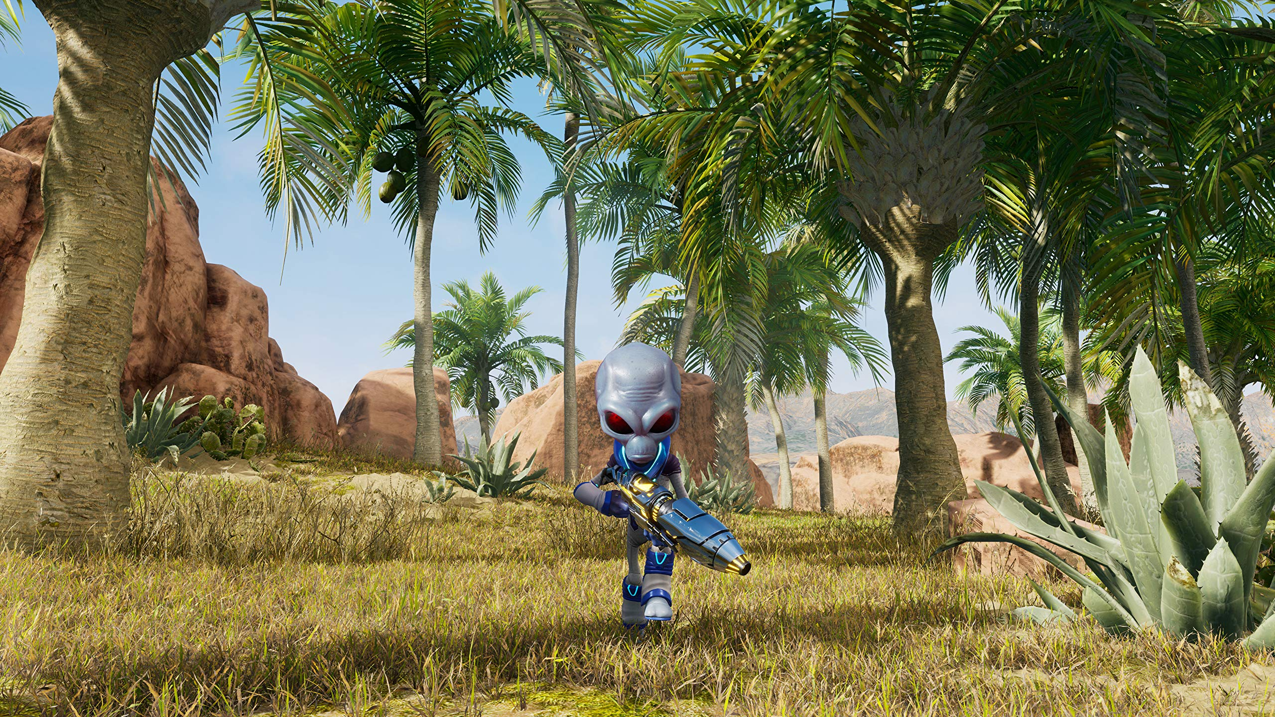 Destroy All Humans! - Xbox One by THQ Nordic (Image #6)