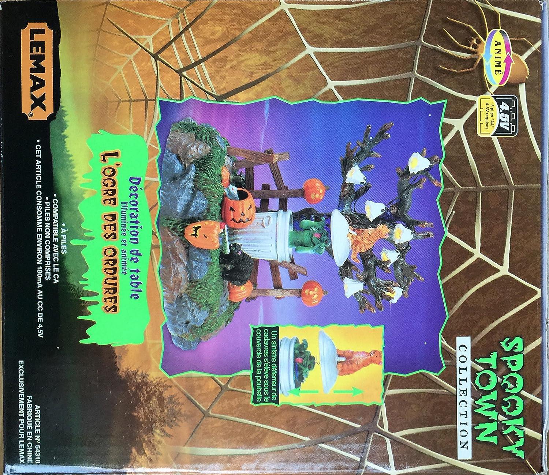 Spooky Town Monster High de la Basura con luz y Dibujos ...