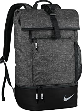 Superieur Nike Sport Backpack With Shoe Storage   Black/ Silver