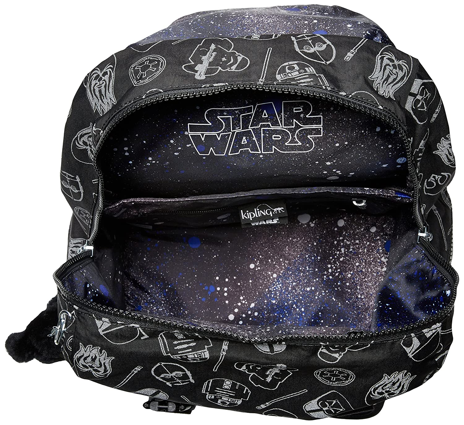 Amazon.com: Kipling Disney Star Wars Siggy Laptop Backpack, GXFARFAWAY: Clothing