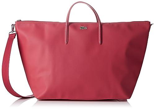 Rosa Mujer virtual Para Bandolera Lacoste Bolso Nf1947po Pink wqpF77XB