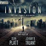 Invasion: Alien Invasion, Book 1