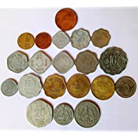 Arunrajsofia 20 Different Coin Collection For Beginners - Brown