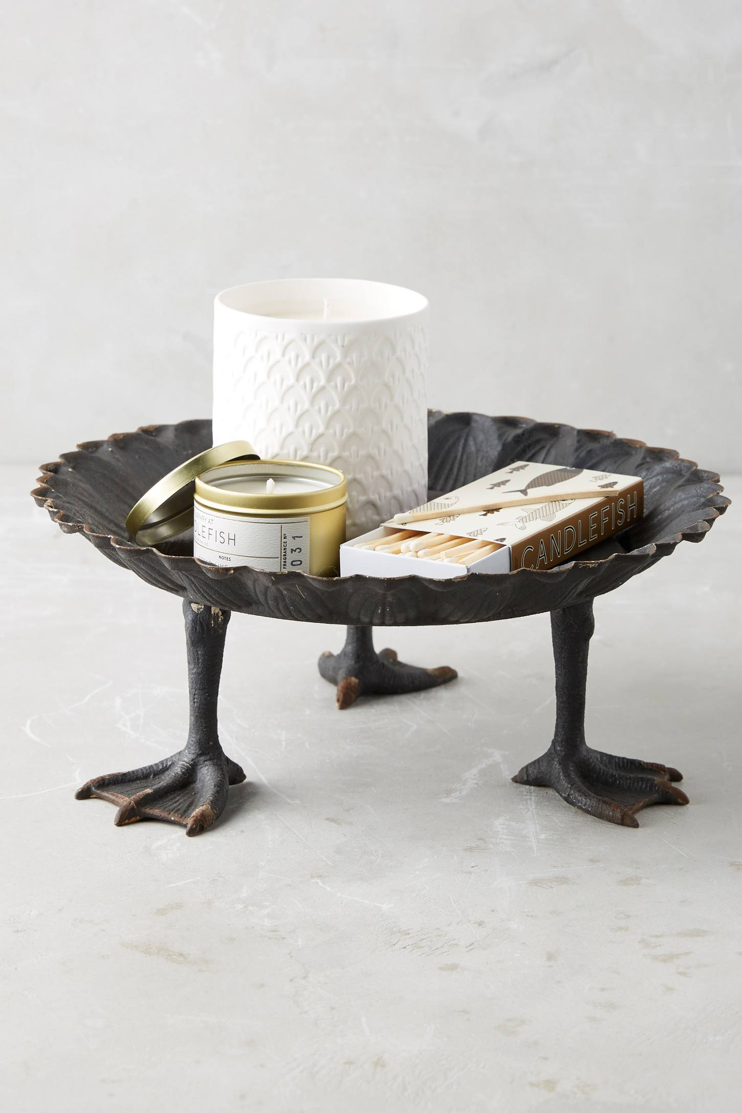 Avian Footed Tray | Anthropologie