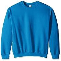 Gildan Mens Standard Fleece Crewneck Sweatshirt