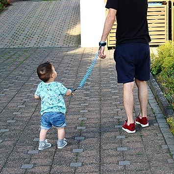 Urcover® Kinderleine Handgelenk Leine für Kindersicherung Kleinkind Laufleine