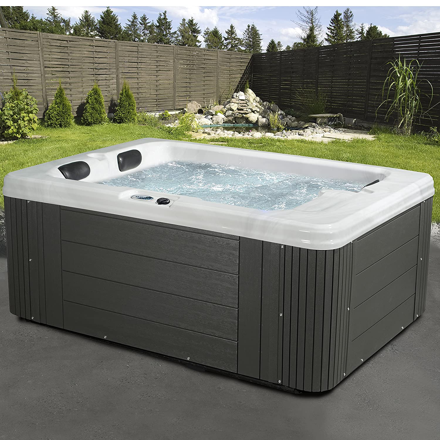 2 Person Hot Tub: A Striking Review of the #1 Rated Option Online!