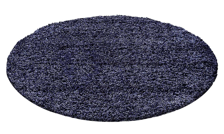 Unbekannt Shaggy Hochflor Langflor Langflor Langflor Teppich Wohnzimmer Carpet Uni Farben, Rechteck, Rund, Farbe Anthrazit, Größe 200x200 cm Quadrat B06XTSMNGB Teppiche c14cc0