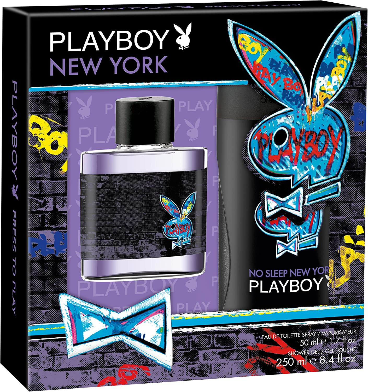 Playboy New York Gift Set includes Eau