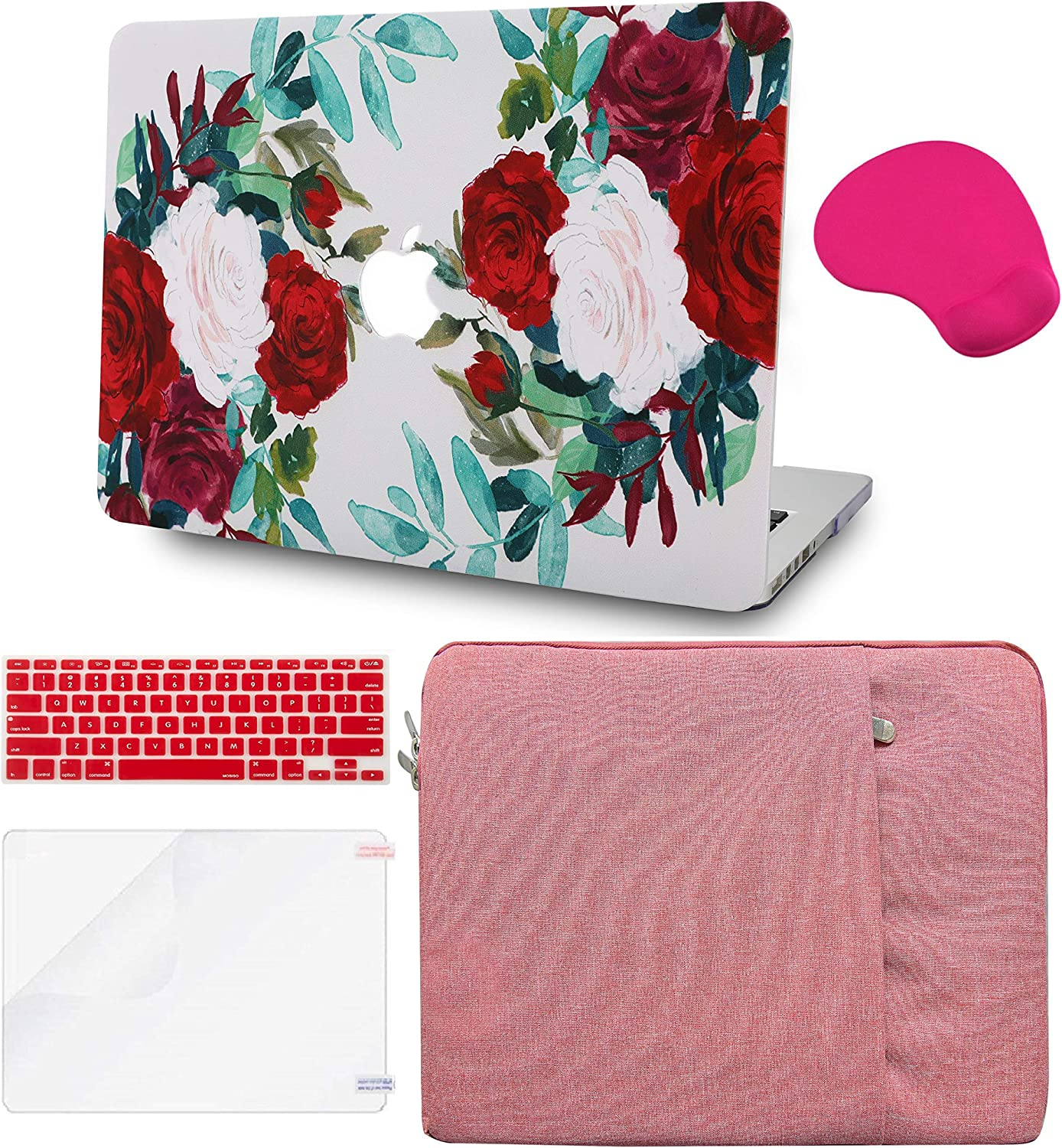 LuvCase 5in1 LaptopCase for Old Mac Pro 13