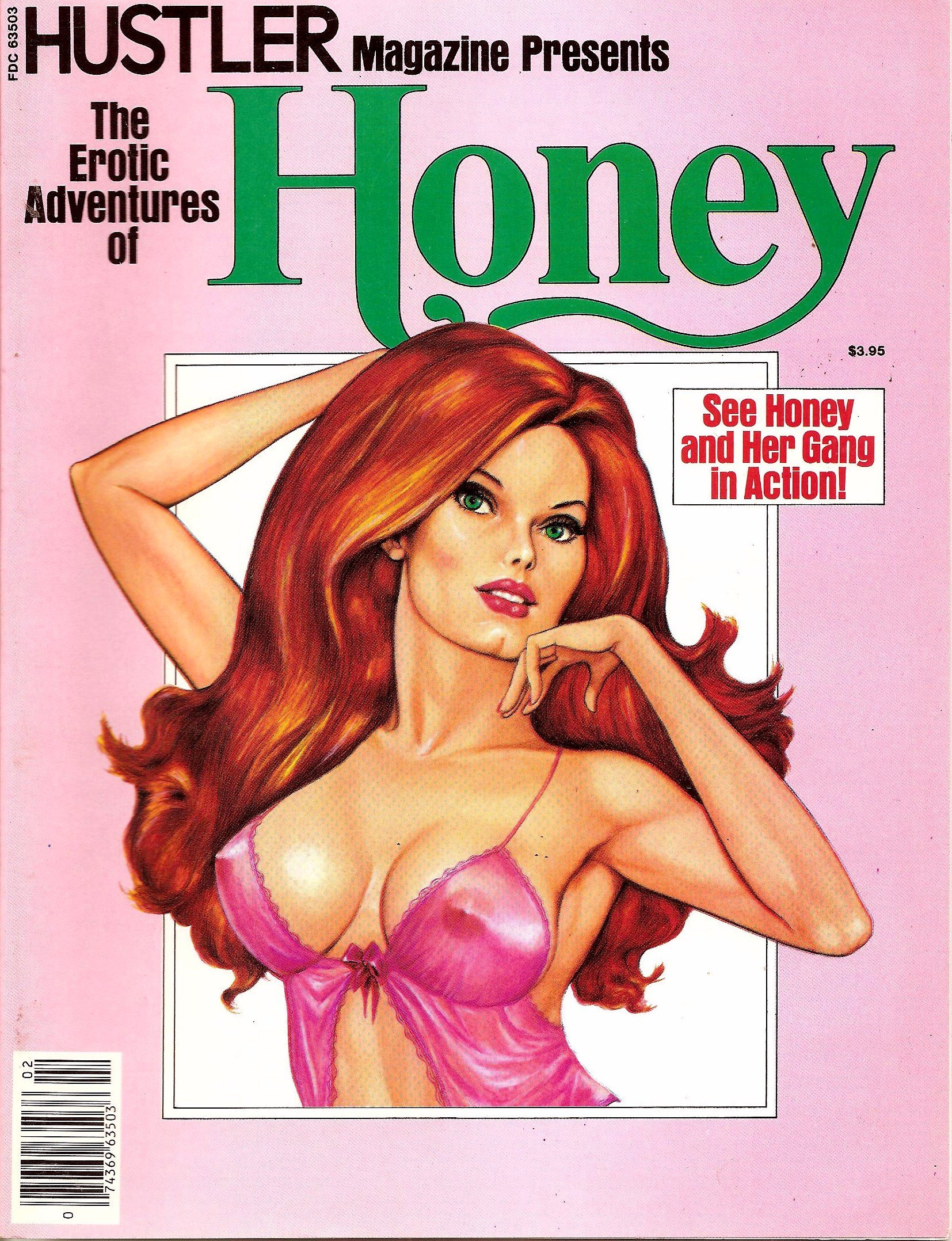 Comic honey hustler