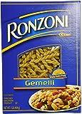 Ronzoni Enriched Macaroni Product, Gemelli 126, 16 oz