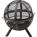 Ball o 39 fire fire pit garden outdoors for Amazon prime fire pit