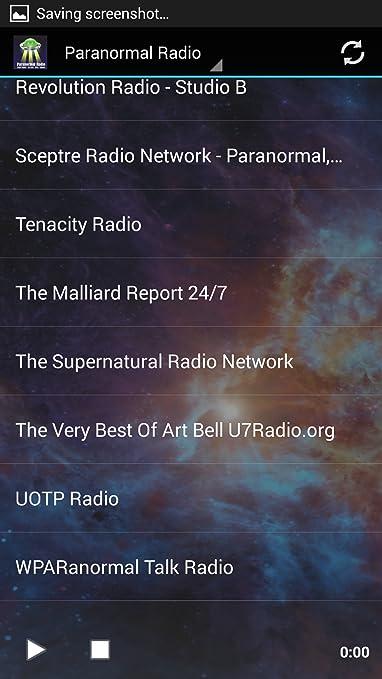 Talk radio ufo paranormal dating