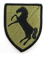 11th ACR (Armored Cavalry Regiment) OCP Patch - Scorpion W2