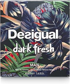 Desigual Dark Fresh 100ml: Amazon.es: Belleza
