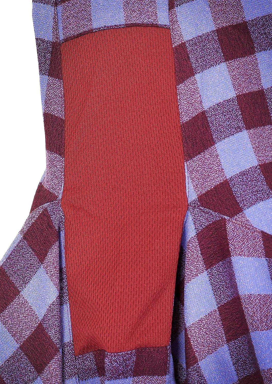Club Ride Apparel Liv/'n Flannel Womens Flannel Long Sleeve Cycling Jersey