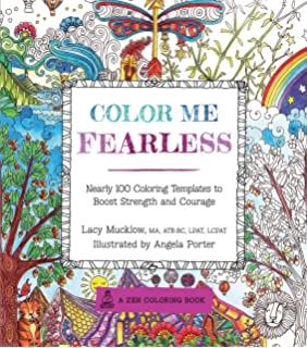 Color Me Calm 100 Coloring Templates For Meditation And Zen Colors