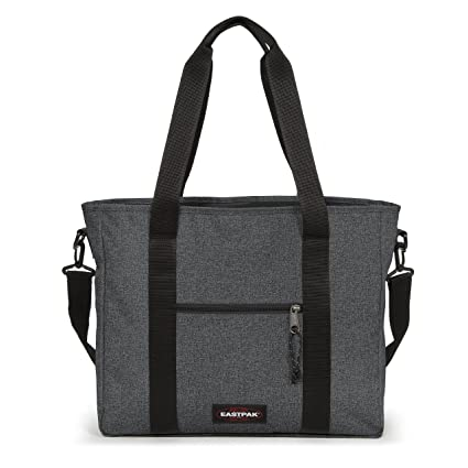 Eastpak KERR Bolso Bandolera, 40 cm, 21 Liters, Gris (Black Denim)