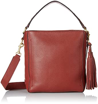 0145f66bc825 Cole Haan Cassidy Small Bucket Crossbody Leather Bag