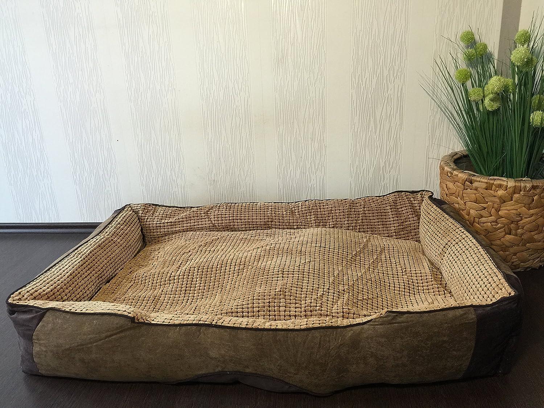 lemio - Cama para Perros Braking Perros sofá Perros Cojín Perro Cesta Agradable: Amazon.es: Productos para mascotas
