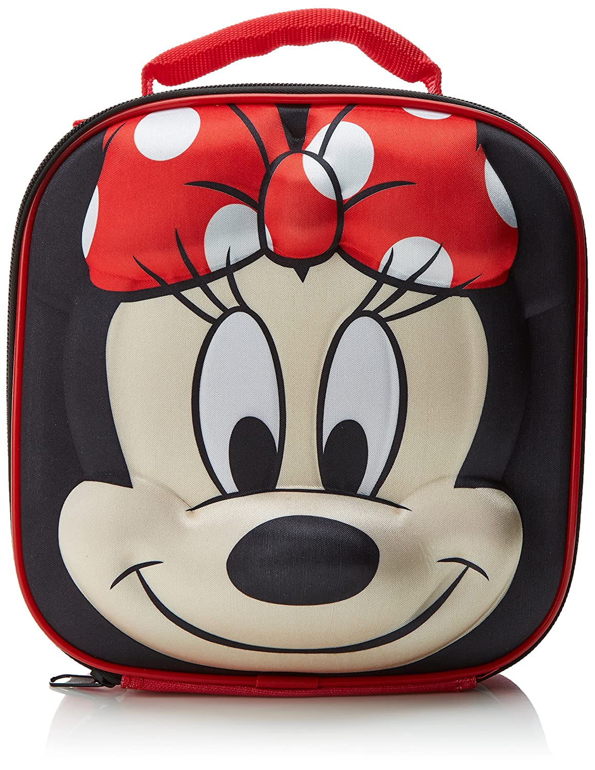 Elemed 59553 Disney Character 3D Insulated Bag Disney Minnie Mouse 8412497595532