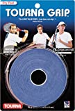 Unique Tourna Original Dry Feel Tennis Grip (10/Roll Pack), One Size/Blue