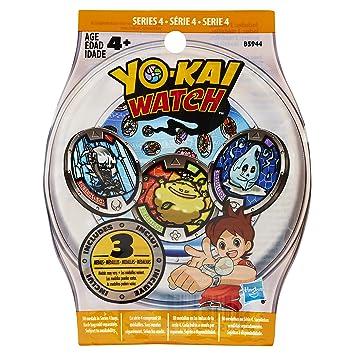 Yokai - Bolsas Sorpresa con medallas para Reloj: Amazon.es: Juguetes y juegos