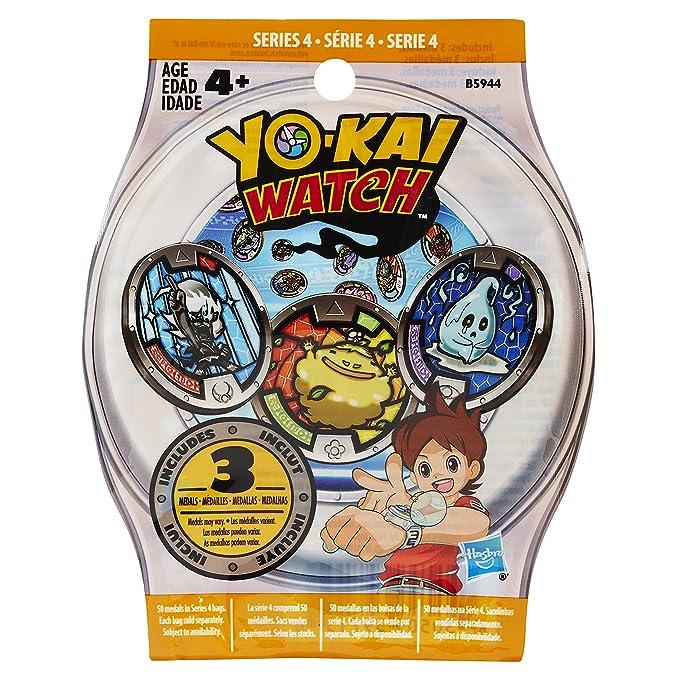 9 opinioni per Yokai Watch, Medal Mistery, pacchetto sorpresa (versione inglese)