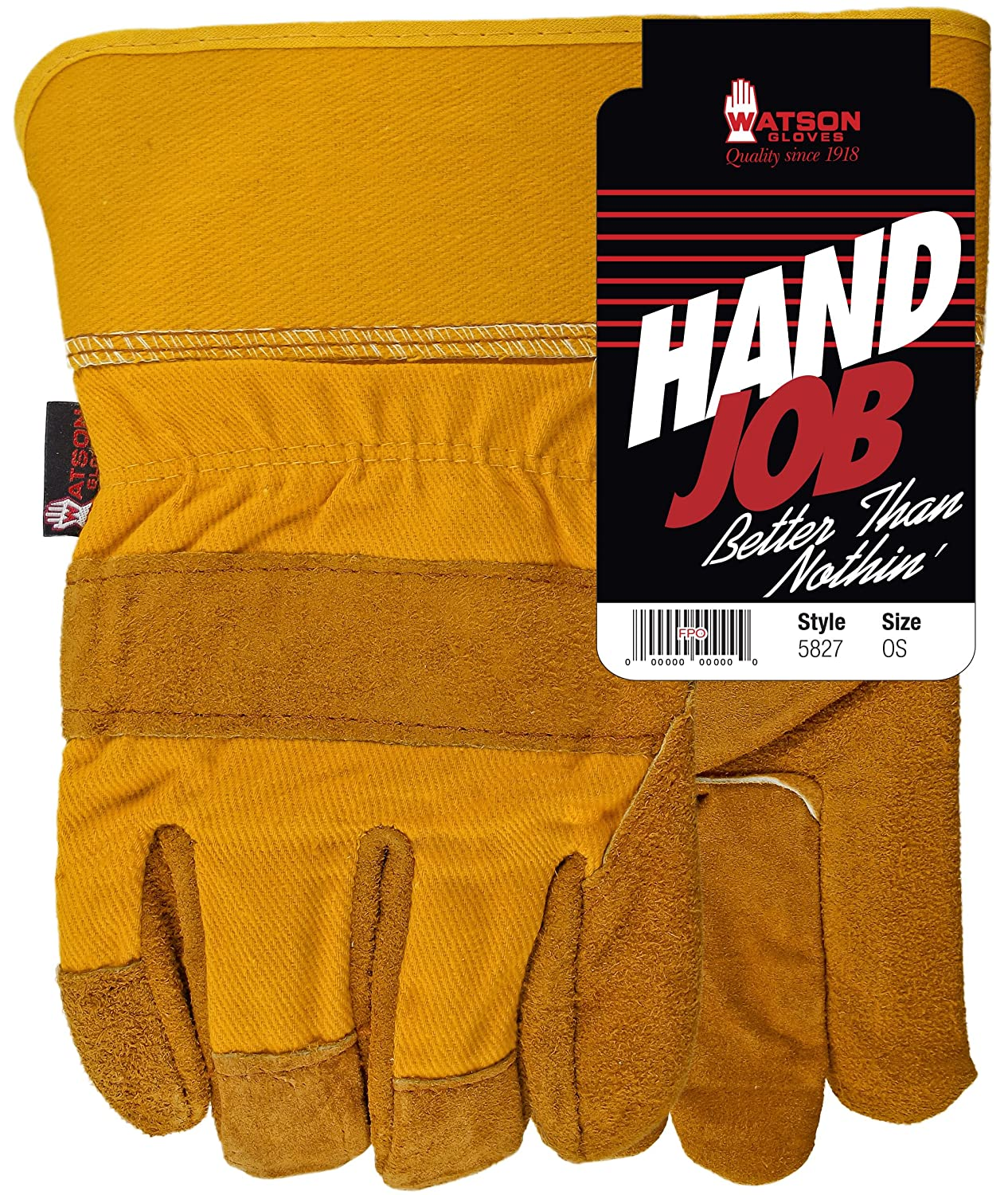 Hand Job Work Gloves Watson Gloves 5827