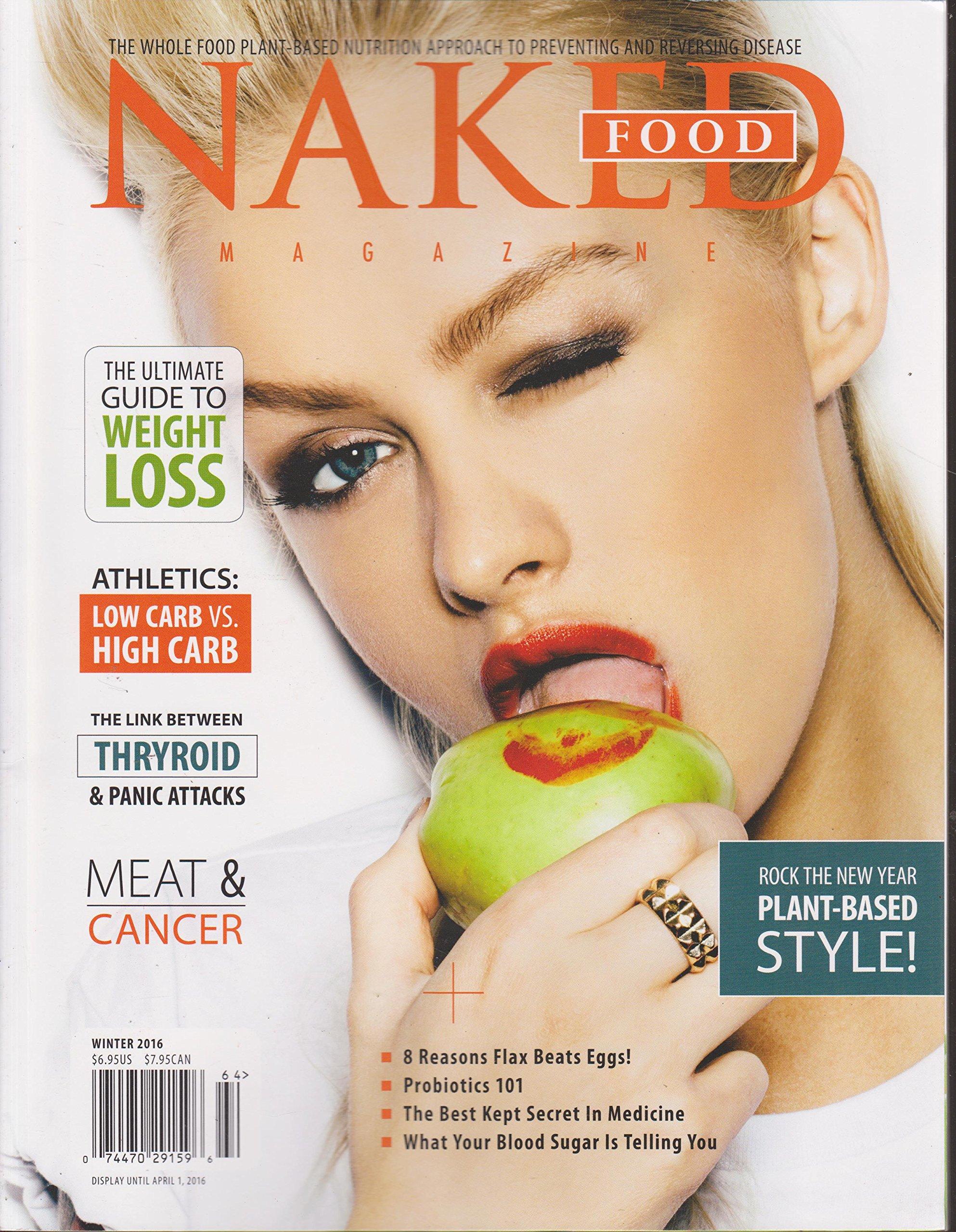 Download Naked Food Magazine Winter 2016 pdf