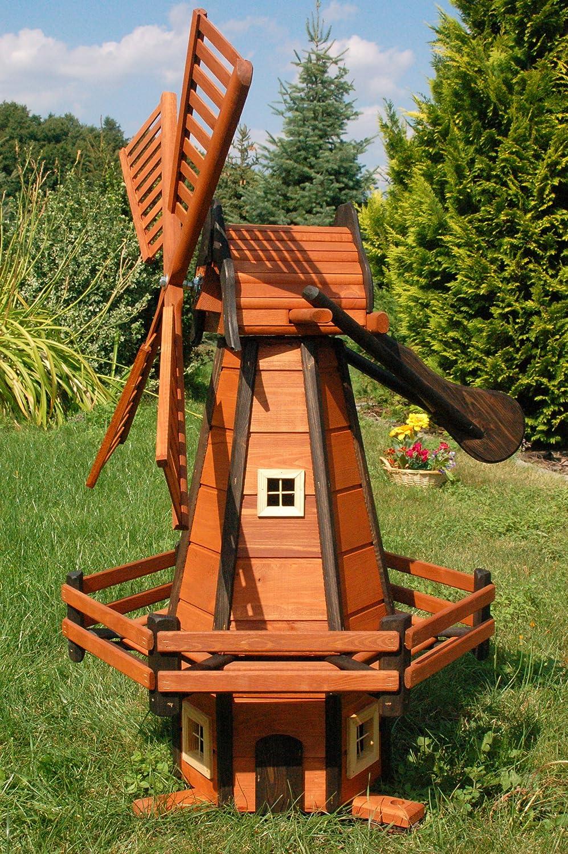 Plan Moulin A Vent En Bois Pour Jardin – Lsmydesign.com