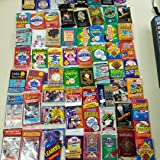 50 Original Unopened Packs of Vintage Baseball Cards (1986-1994) - Look for rookie cards, hall of famers, special…