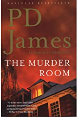 The Murder Room (Adam Dalgliesh Mysteries Book 12) Kindle Edition