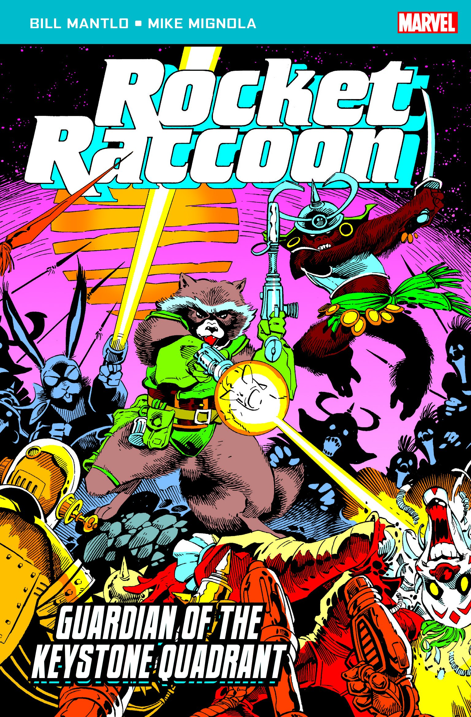 Download Rocket Raccoon: Guardian of the Keystone Quadrant (Marvel Pocket Books) pdf