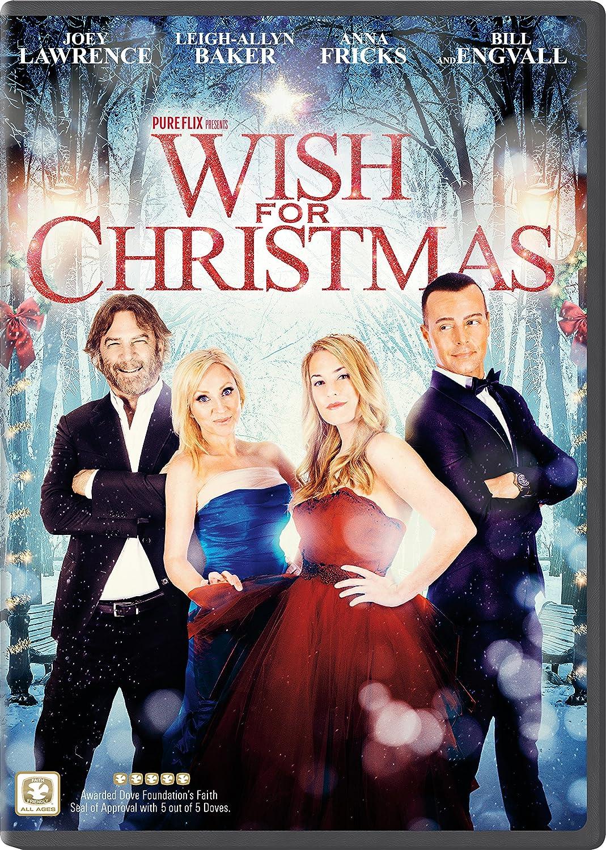 Amazon.com: Wish For Christmas: Joey Lawrence, Leigh-Allyn Baker ...