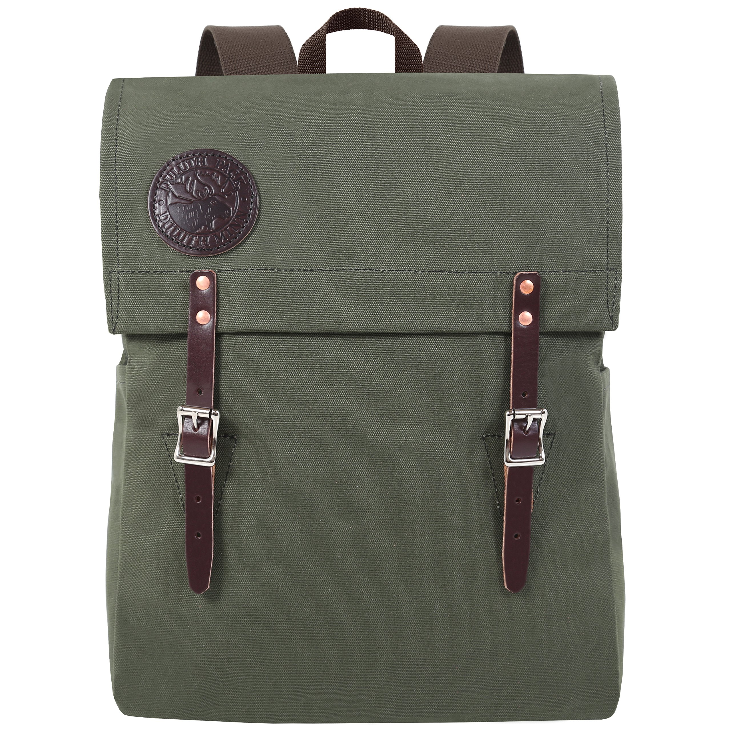 Duluth Pack Scoutmaster Pack (Olive Drab)