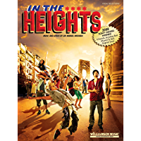 In the Heights Songbook book cover