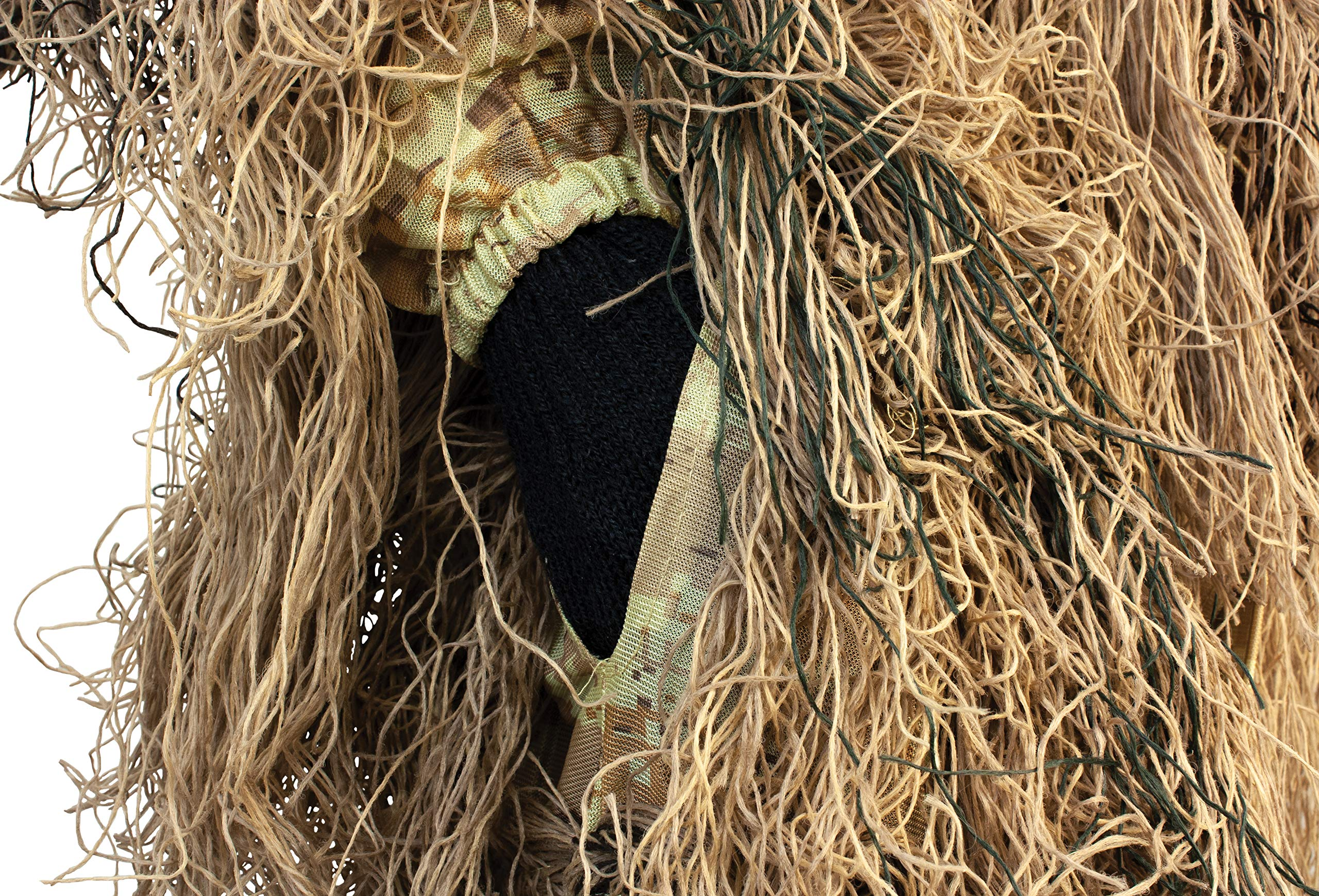 9005384 Red Rock Gear Ghillie Suit 5Piece Desert Medium/Large by Red Rock Outdoor Gear (Image #8)